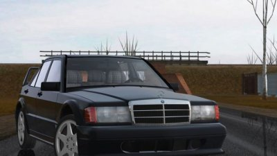 Mercedes-Benz 190 E 2.5-16 Evolution II (W201)