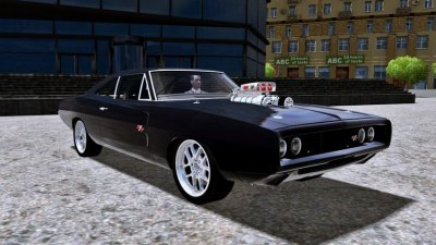 Dodge Charger RT Fast & Furious