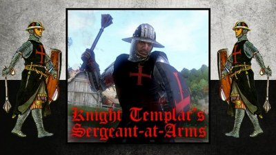Сет Knight Templar's Sergeant-at-Arms