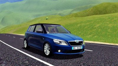Skoda Fabia RS 2010 Hatchback