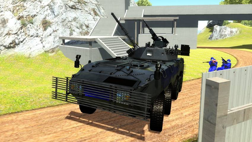 ZBD-09: Infantry Fighting Vehicle