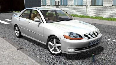 Toyota Mark II X110 2004