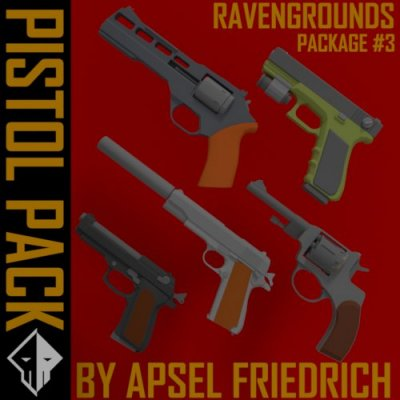 Ravengrounds Pistol Package
