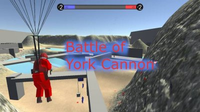 The Battle of York Canyon