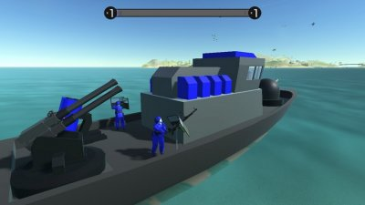Improved Attack Boat