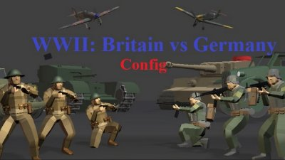 [Config] WWII: Britain vs Germany