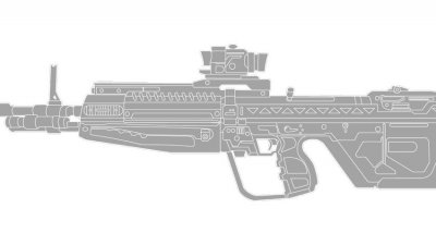M392 DMR from Halo: Reach