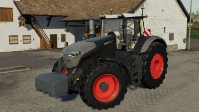 Fendt 1000 Vario Black Beauty