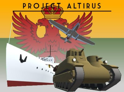 (Project Altirus) Hettic Vehicles Standalone Pack