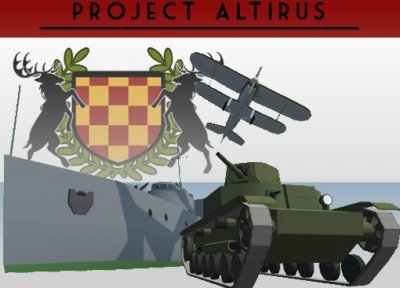 (Project Altirus) Syrvanian Vehicles Standalone Pack