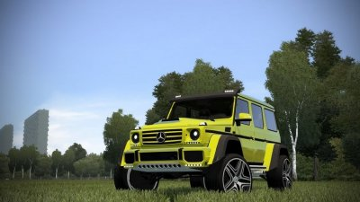Mercdes-Benz G500