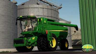 John Deere S700 Usa Series Final