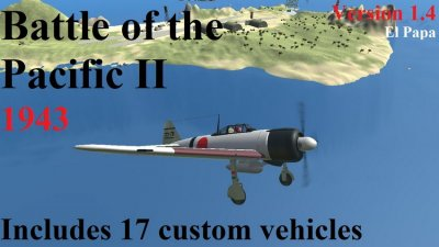 Battle of the Pacific II: 1.4 Update