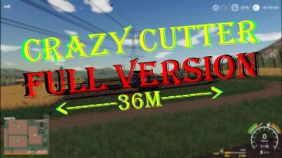 Crazy Cutter PowerFlow