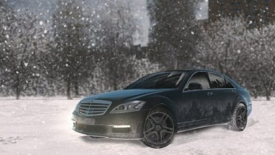 Mercedes-Benz S65 AMG Stage 2