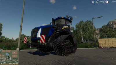 New Holland T9 Smart Trax