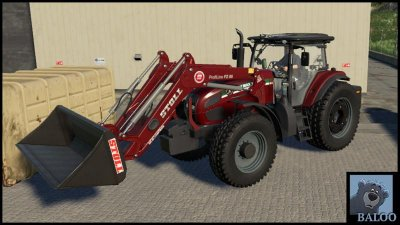 Stara - ST MAX 180 With Front Loader