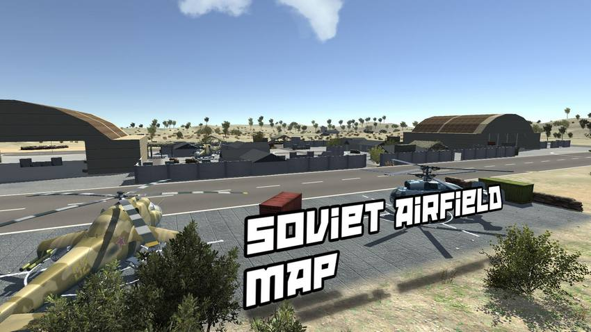 [Project WW3] Soviet Airfield