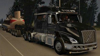 Tuning For Volvo VNL 2018