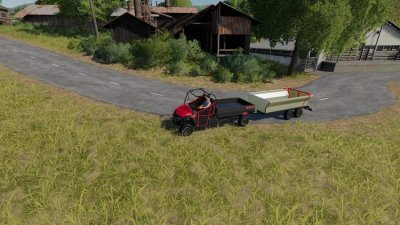 ATV Tipper Trailer