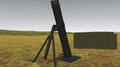 Deployable Mortar