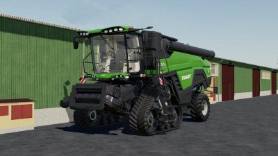 Agco Ideal Nature Green