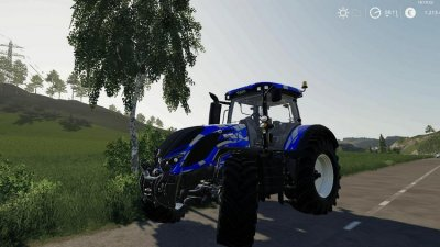 Valtra S Series Sports Edition