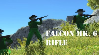 Falcon Mk. 6 Rifle [Pack] Remastered