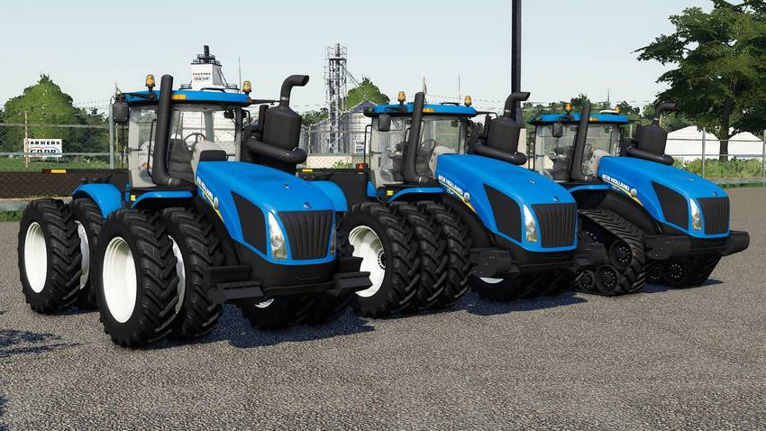 New Holland T9 US Release