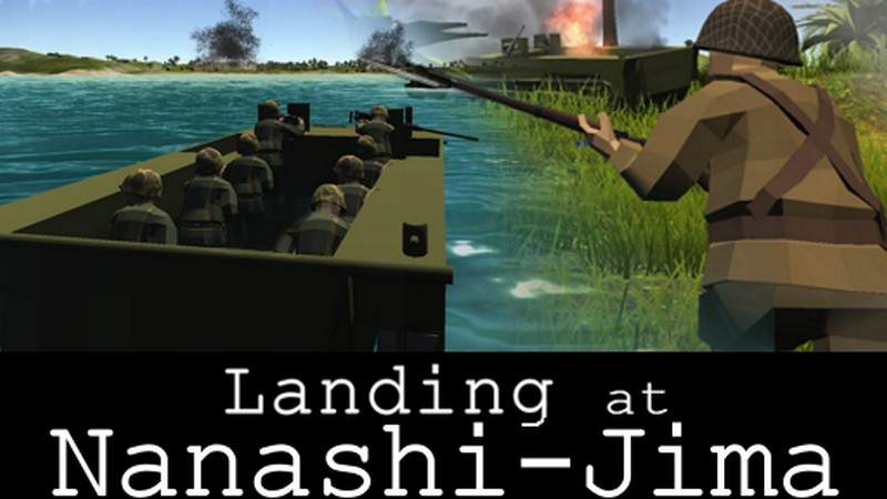 Landing at Nanashi-Jima (Includes Configs)