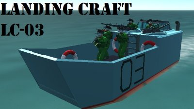 Falcon Landing Craft