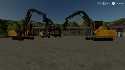 FDR Logging Mod Pack Current Machines