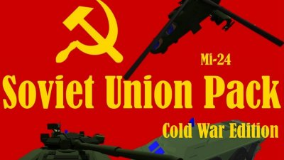 Soviet Pack: Cold War Pack (+ Bonus Mod)