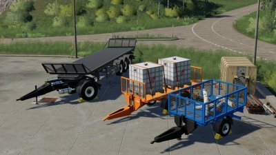 Fliegl BPT Pack