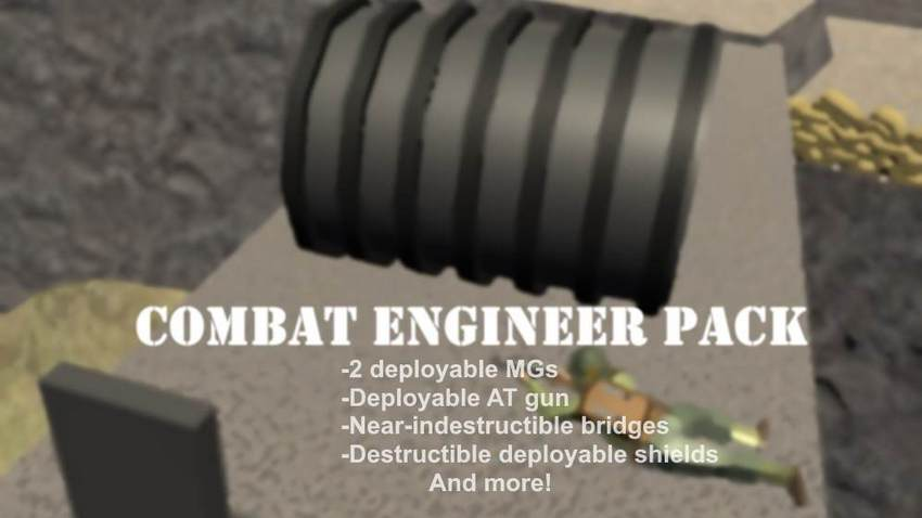 Combat Engineer Pack