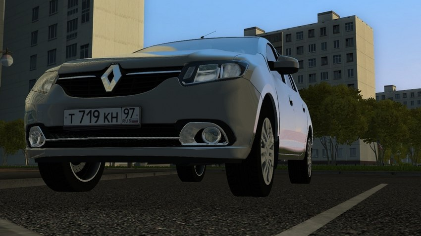 Renault Logan 1.6i MT/AT Luxe Privilege 2014