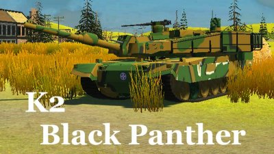 K2 Black Panther (Remake)