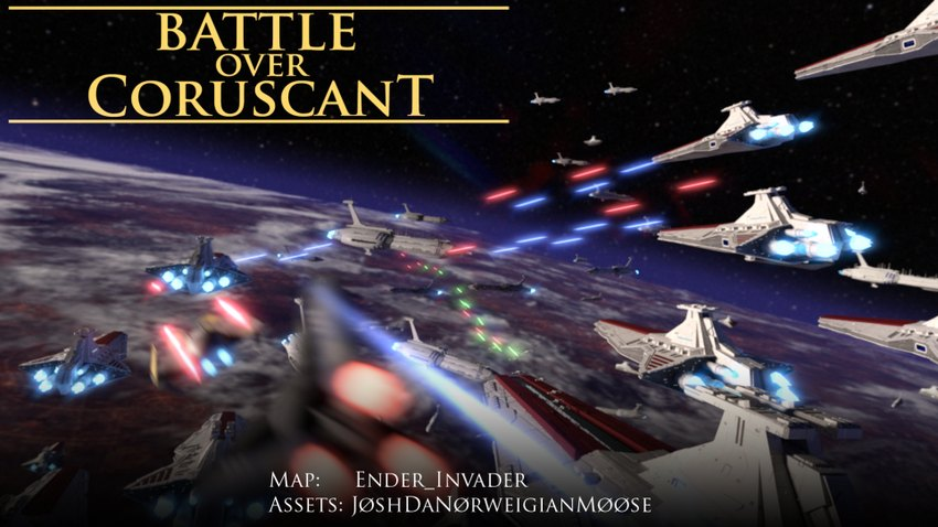 [SWP] Battle over Coruscant - Config Version