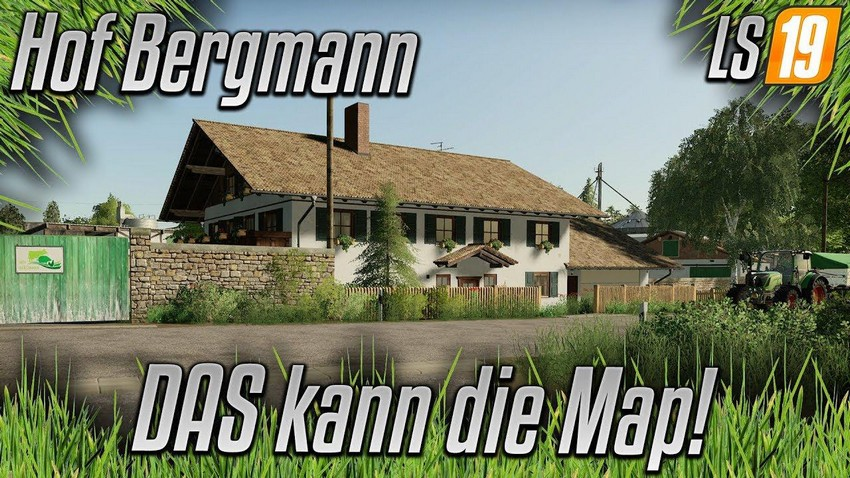 Hof Bergmann Map