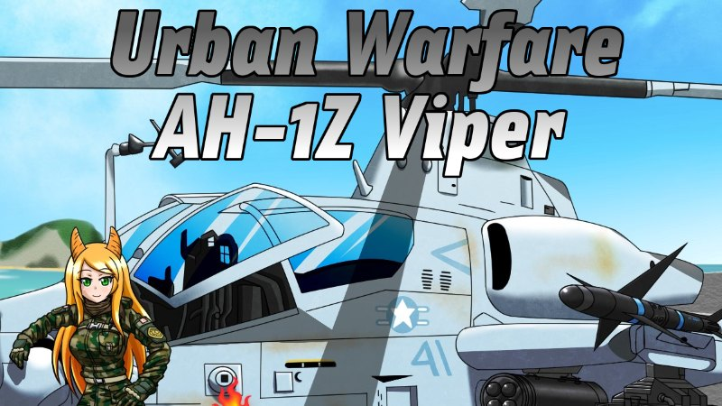 Urban Warfare AH-1Z Viper