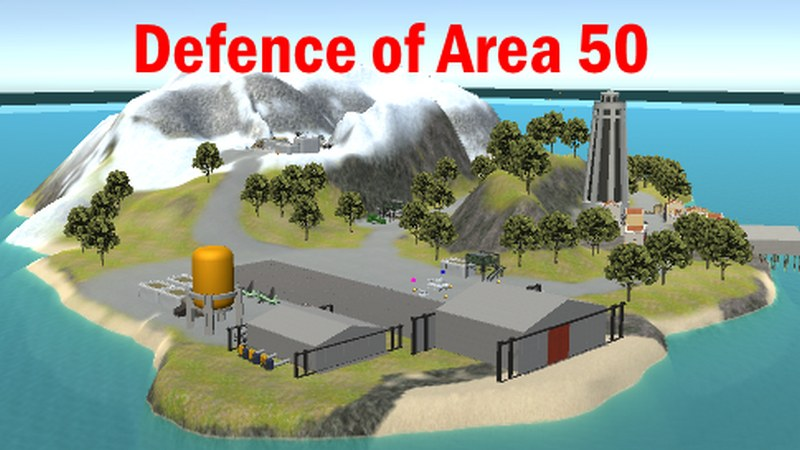 Defence of Area 50