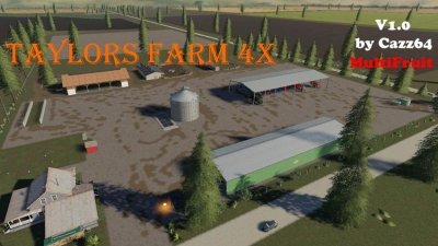 Taylor's Farm Multifruit 4x
