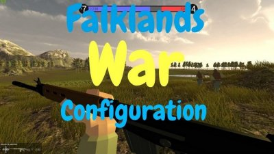 Falklands War Config (WIP)