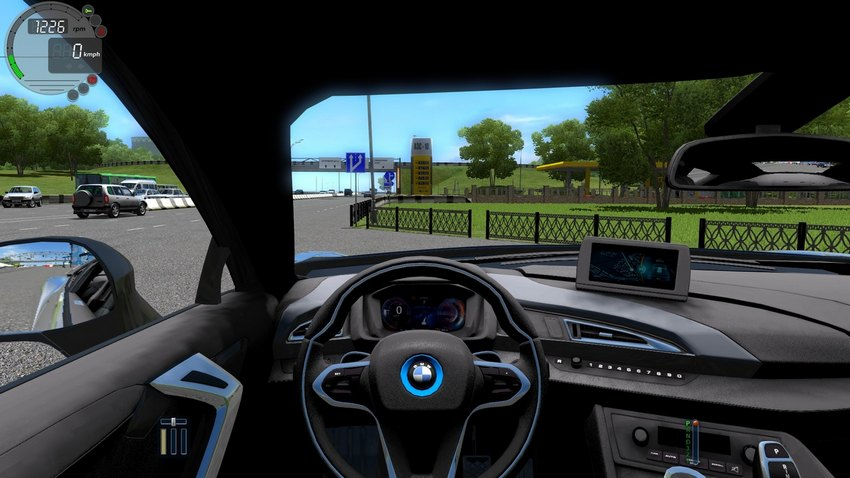 3d unlocker city car driving