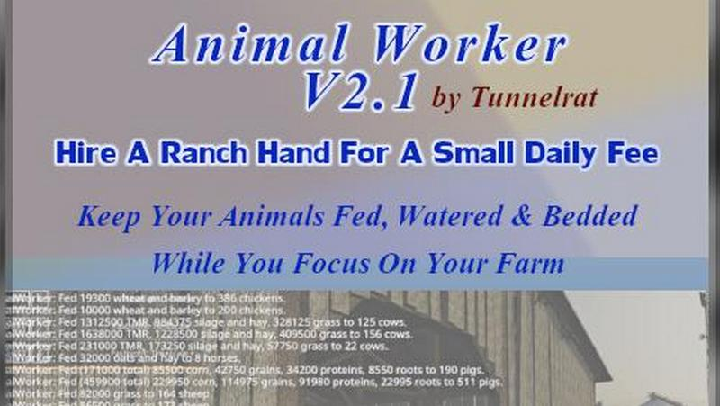 Animal Worker