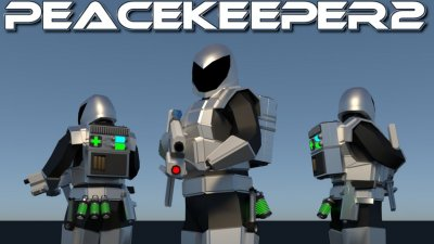 Peacekeepers Mark2: Weapon Pack
