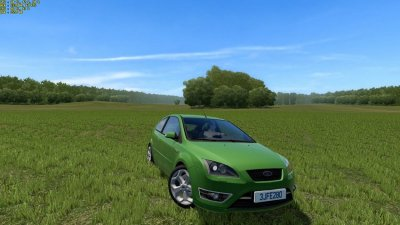 Ford Focus ST III 2006