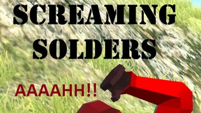 Screaming Soldiers