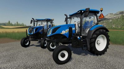 New Holland T6 - 2WD