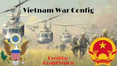 Vietnam War Config (Subject to Change)